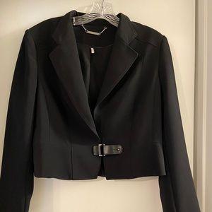 WHBM seasonless suit jacket